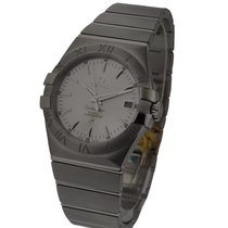 Omega 123.10.35.20.02.001 Constellation Mens Automatic in...