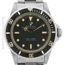 Rolex vintage 1980 stainless steel Submariner