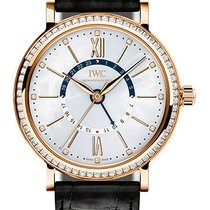 IWC IW459102 Portofino Day and Night Midsize Mens 37mm...