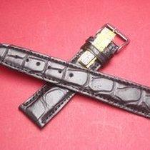 Louisiana Krokodil-Leder-Armband 20mm im Verlauf auf 18mm...