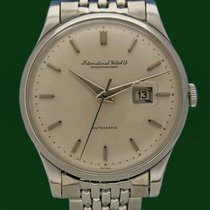 IWC Vintage Classic Date Automatic Stainless Steel