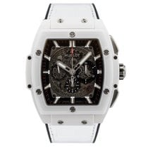 Hublot Spirit of Big Bang White Ceramic 45 mm