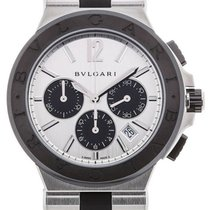 Bulgari Diagono 42 Automatic Rubber