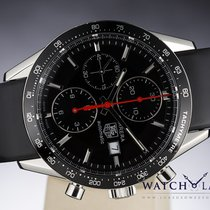 TAG Heuer CARRERA CHRONOGRAPH CALIBRE 16 AUTOMATIC DATE RUBBER