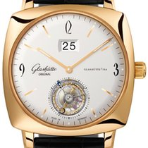 Glashütte Original Senator Sixties Square Tourbillon 94-12-01-...