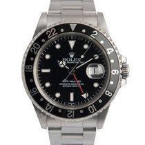 Ρολεξ (Rolex) GMT Master I, with Black (or Pepsi) Insert, Ref:...
