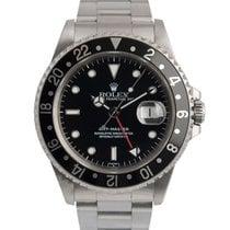 Ρολεξ (Rolex) GMT Master I, with Black Insert, Ref: 16700
