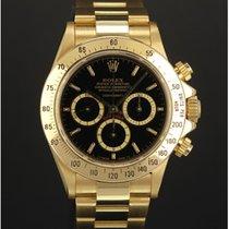"Rolex Daytona Zenith 16528 or jaune ""floating"""