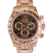 ロレックス (Rolex) Daytona Chocolate/18k rose gold Ø40mm - 116505