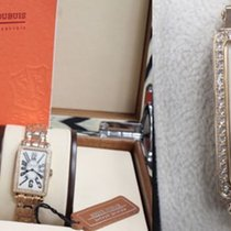 Roger Dubuis Much More Ladies Diamond Bezel 18K Rose Gold M22...