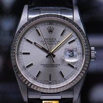 롤렉스 (Rolex) Oyster Datejust 36mm Gents Stainless Steel Silver...
