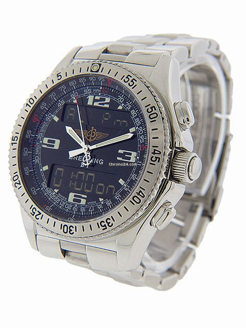 breitling b 1 all prices for breitling b 1 watches on chrono24 rh chrono24 com instruction manual breitling b1 Breitling Navitimer A68062