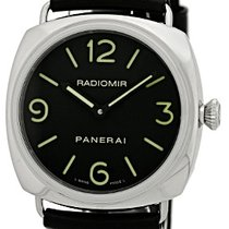 "Panerai Gent's Stainless Steel  PAM 210 ""Radiomir""..."