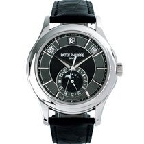 Patek Philippe Annual Calendar Moonphase | 5205G-010 | white gold