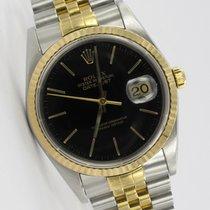 Rolex Datejust Stahl / Gold 16233