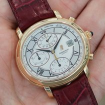 "Audemars Piguet ""millenary"" Chronograph 18k Rose Gold..."