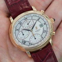 """Audemars Piguet """"millenary"""" Chronograph 18k Rose Gold..."""