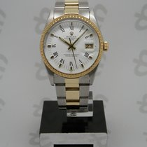 Rolex Oyster Perpetual Date Steel and Gold  Ref. 15053