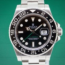 Rolex 116710LN GMT Master II Ceramic SS (26852)