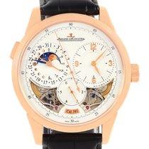 Jaeger-LeCoultre Duometre Quantieme Lunaire Rose Gold Watch...