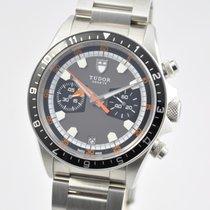 Tudor Heritage Chronograph Grey 42mm Auto Steel 70330N