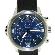 IWC Aquatimer Chrono Expedition Jacques -Yves Cousteau