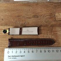 Jaeger-LeCoultre Krokodillederband braun 21 mm NEU