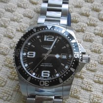 Longines HydroConquest 41 mm schwarz