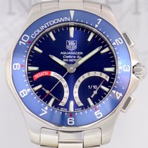 TAG Heuer Aquaracer Calibre S Chronograph Regatta Countdown 1/10