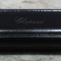 Chopard vintage watch box lady leather black