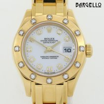 Rolex Pearlmaster 80318