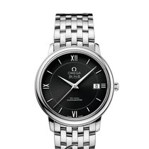 Omega De Ville Prestige Co-Axial Black Dial 36,8 mm  G