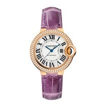Cartier Ballon Bleu Automatic Ladies Watch Ref WE902036