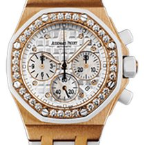 オーデマ・ピゲ (Audemars Piguet) Royal Oak Offshore Ladies Rose Gold...