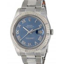 Rolex Datejust II 116334 In Steel, 41mm