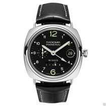 Panerai PAM00496 Radiomir 10 Days GMT White Gold PAM 496 Complete