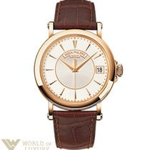 Patek Philippe Calatrava Rose Gold Men's Watch