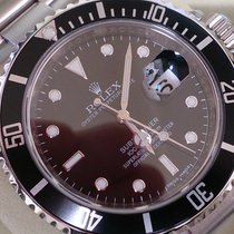 Rolex SUBMARINER ST REF 16610 ++ROLEX Revi++B & P++ V-Serie++