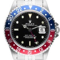 Rolex GMT Master Ref. 16700 red / blue Pepsi vintage, unisex,...