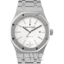 オーデマ・ピゲ (Audemars Piguet) Royal Oak Selfwinding Silver toned...