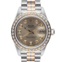 Rolex Datejust Lady Tridor vintage year 1991