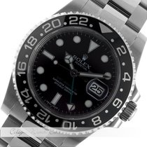 Rolex GMT-Master Stahl 116710LN