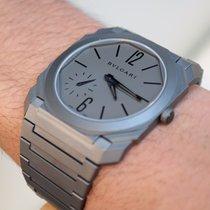 Bulgari Bvlgari OCTO FINISSIMO AUTOMATIC Titanium Watch
