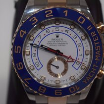 Rolex Yacht-Master II Steel and Rose Gold
