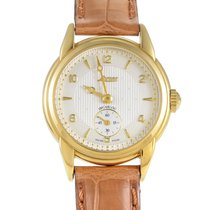 Lorenz Lady Anniversaire Yellow Gold Quartz Watch 16553AD