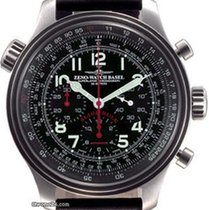 Zeno-Watch Basel OS Slide Rules Chronograph 2020