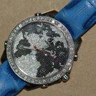 Jacob & Co. JC-47BKDC The Five Time Zone Diamond Ladies Watch