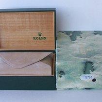 Rolex Scatola per Gmt-Master acciaio ref. 16700