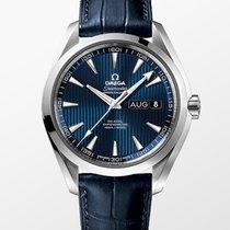 Omega Seamaster Aqua Terra 150 M Omega Co-Axial Annual Calendar