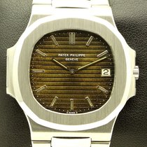 Patek Philippe Nautilus Jumbo Vintage, Tropical dial, ref....